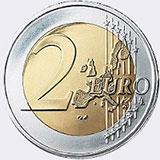 Монеты евро и центы (деньги Евросоюза)