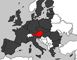 Монеты евро Австрии (Австрия)