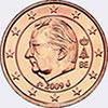 Монеты евро Бельгии (Бельгия)