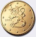 Монеты евро Финляндии (Финляндия)