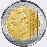Монеты евро Нидерландов (Нидерланды)