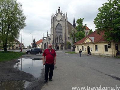 город Кутна Гора - бывший Куттенберг (Чехия)