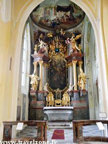 собор Вознесения Девы Марии и святого Иоанна Крестителя (Кутна Гора, Чехия)