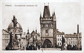 Популярные достопримечательности Праги - Карлов мост
