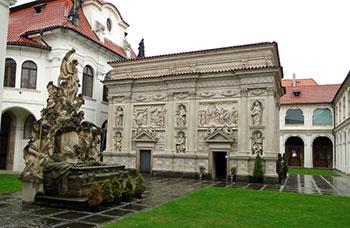 Лоретанский монастырь (Лорета, Прага, Чехия)