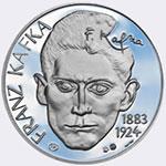 памятник Францу Кафке (Прага, Чехия)