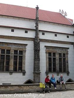 Пражский град - главная достопримечательность (Прага, Чехия)