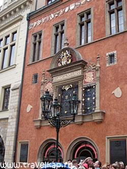 Староместская Ратуша и Пражские куранты (Прага, Чехия)