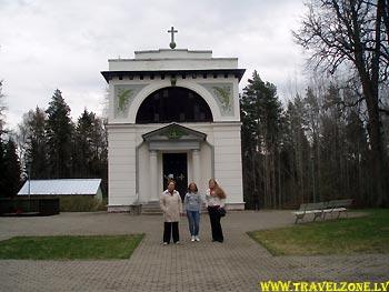 мавзолей Барклая де Толли (Эстония)