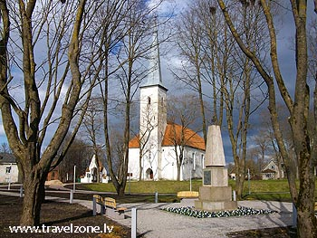 памятник воинам, павшим в войне 1918 – 1920 годов (Йыхви, Эстония)