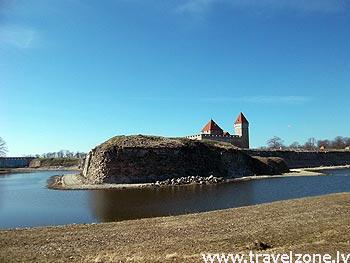 замок Курессааре (Сааремаа, Эстония)