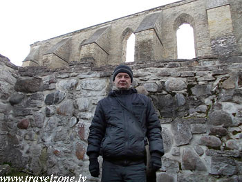развалины монастыря Святой Биргитты (Пирита, Таллин, Эстония)