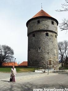 башня Кик ин де Кёк (Таллин, Эстония)