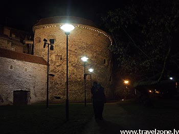 башня Толстая Маргарита (Таллин, Эстония)