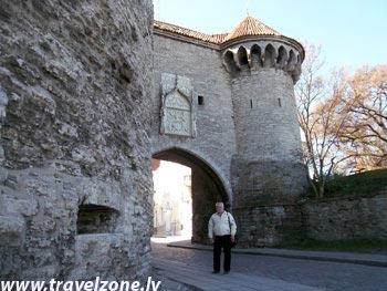 Таллиннские Большие Морские ворота