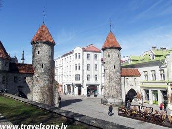 ворота Виру (Таллин, Эстония)