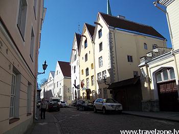 здания Три сестры (Таллин, Эстония)