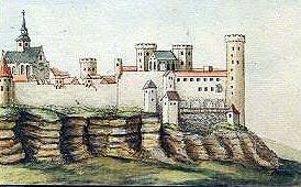 замок Тоомпеа (Таллин, Эстония)