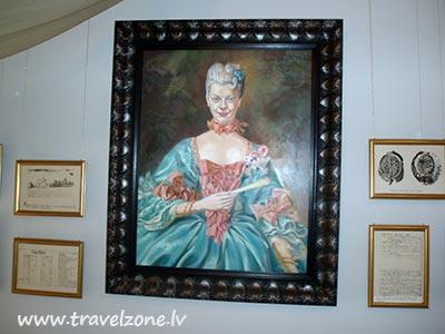 музей Мюнхгаузена (Дунте, Латвия)