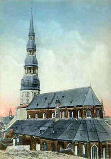 краткая история Риги после 17 века (Латвия)