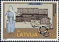 легенды и первые жители Риги