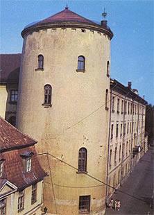 рижский орденский замок (Рига, Латвия)