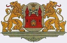 герб Риги (Латвия)