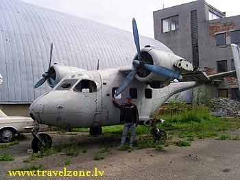 Литовский музей авиации (Каунас, Литва)
