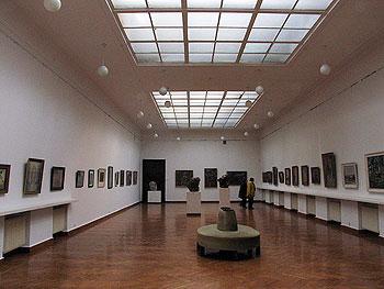 художественный музей имени Чюрлёниса (Каунас, Литва)