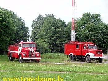 Каунасский пожарный музей (Каунас, Литва)