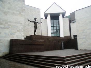 статуя Человек (Каунас, Литва)