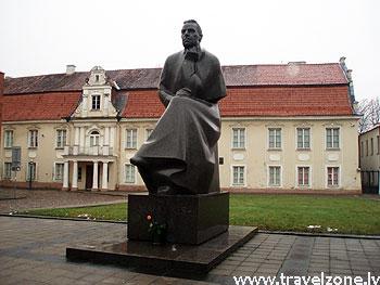 памятник Майрониса (Каунас, Литва)