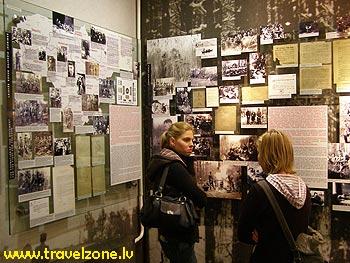 музей геноцида (КГБ) Вильнюс, Литва