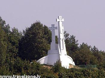 памятник Tри креста (Вильнюс, Литва)