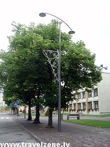 город Зарасай - Озерник (Литва)