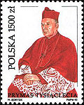 памятник кардинала Стефана Вышиньского (Ченстохова, Польша)