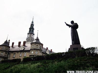 Ясногорский монастырь (Ясная Гора, Ченстохова, Польша)