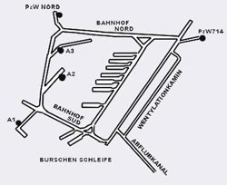 Лагерь дождевого червя Regenwurmlager (Польша)