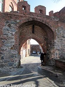 Торуньский орденский замок (Торн, Торунь, Польша)