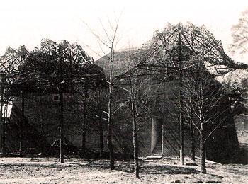 ставка Гитлера Волчье логово (Вольфшанце, Wolfsschanze, Польша)