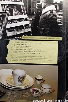 музей Блиндаж - бункер Отто Ляша (Калининград, Россия)