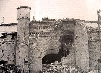 Форт 5 Король Фридрих Вильгельм 3 (Кенигсберг, Калининград)