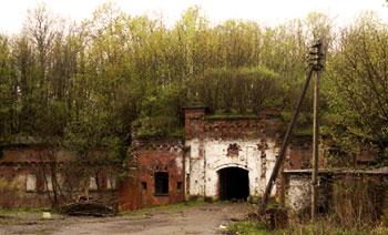 Фортовый пояс Ночная перина Кенигсберга часть 2 (Форты Калиниграда, Россия)