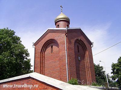 Аусфальские ворота Кенигсберга (Калининград, Россия)