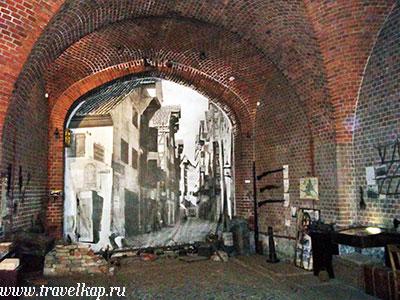 Фридландские ворота Кенигсберга (Калининград, Россия)