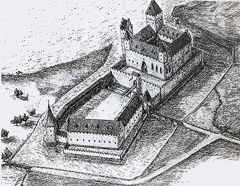 замок Бранденбург (Ушаково, Калининград, Россия)