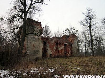 замок Гердауэн (Gerdauen) Калининградская область, Россия