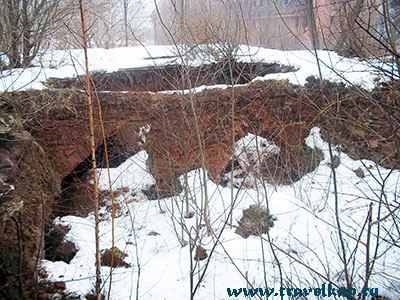 замок Прейсиш-Эйлау (Preussisch Eylau) Багратионовск, Россия