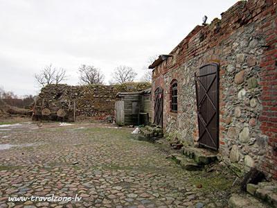 замок Шаакен (Schaaken) Россия