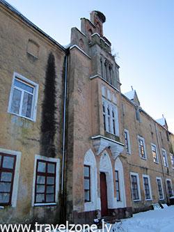 замок Вальдау (Низовье, Калининградская область, Россия)
